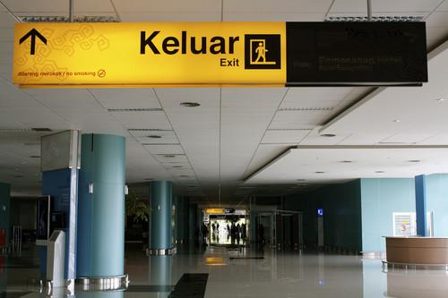 T3 CGK: Exit Door