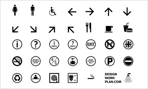 Free Font Symbol Signs