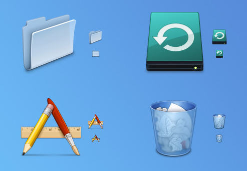 Free Icons Round-Up - Screenshot