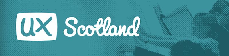 UX Scotland 2019