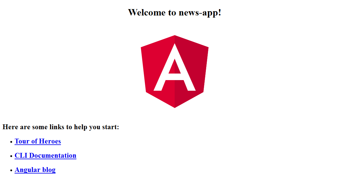 How To Build A News Application With Angular 6 And Material