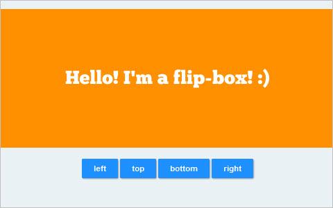 Flip! A jQuery plugin v0.9.9