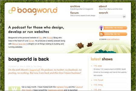 Boagworld