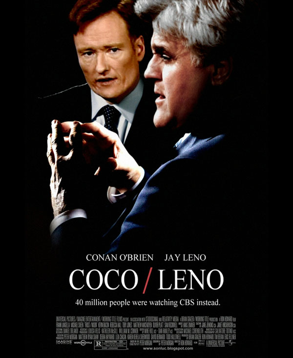 Jay Leno Conan Movie