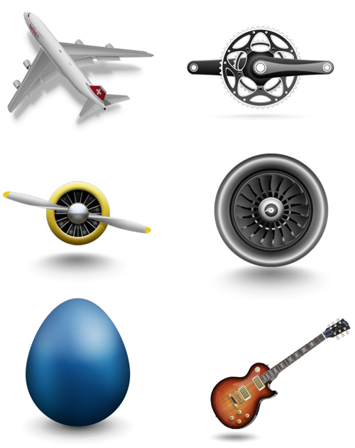 Free High Quality Icon Sets - Propeller Engine icon