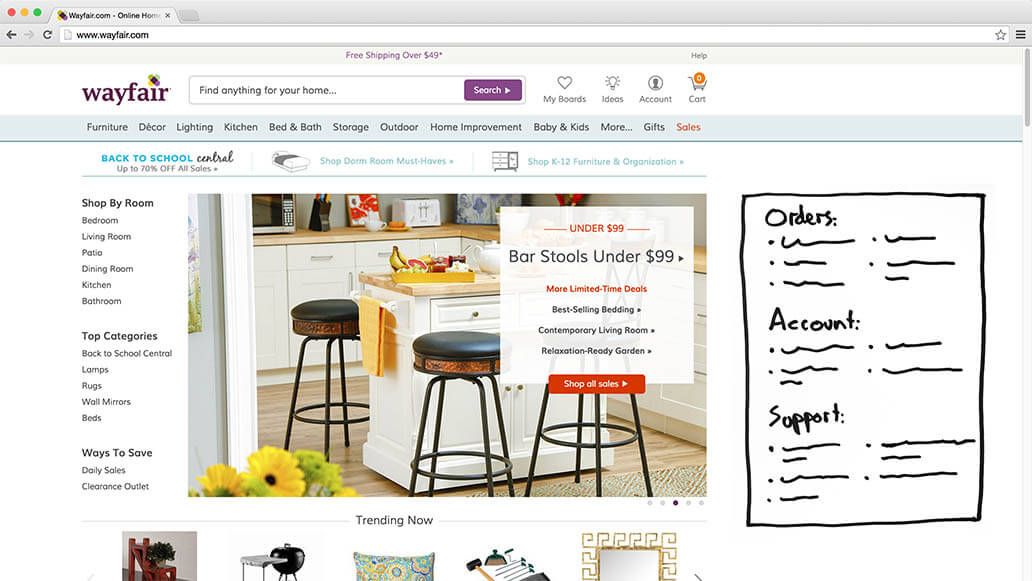Responsive Upscaling: Large-Screen E-Commerce Design — Smashing Magazine