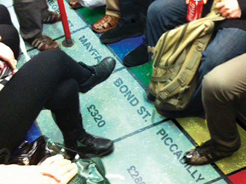 50 Problems in 50 Days: Underground Monopoly