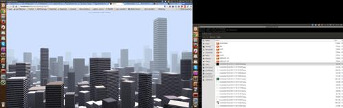 city algorithm