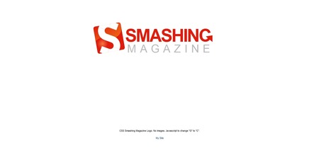 CSS3 Designs For Free Download - css3-smashing-magazine-logo