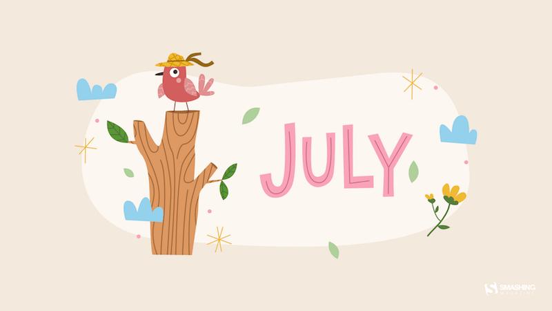 Birdie July