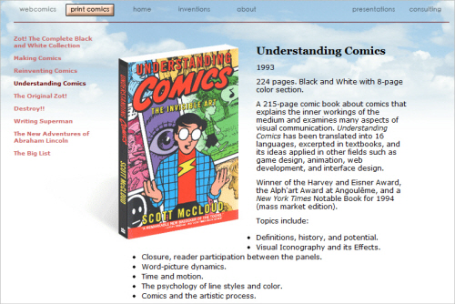 Understanding-comics in Best Practices For Designing Websites For Kids