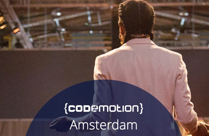 Codemotion Amsterdam 2019