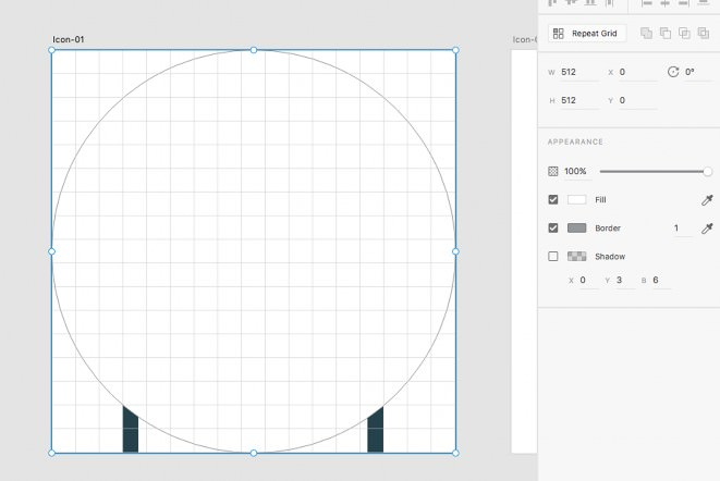 Creating Icons in Adobe XD Tutorial