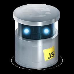 Dave, JS Bin Bot mascot
