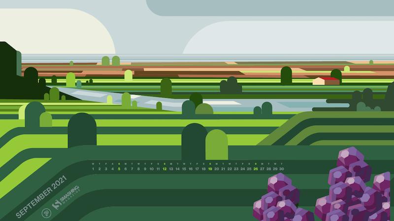 Wine Harvest Season