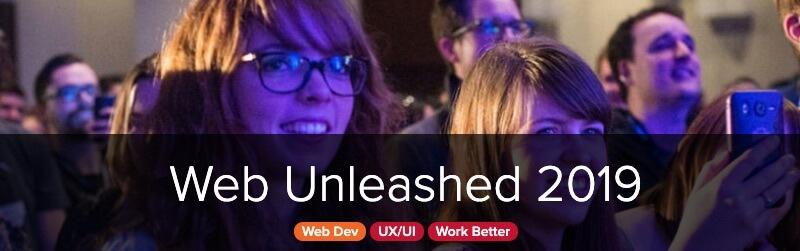 Web Unleashed 2019