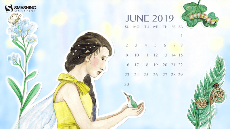 Midsummer June's Dream