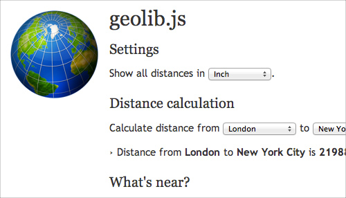 Geolib.js