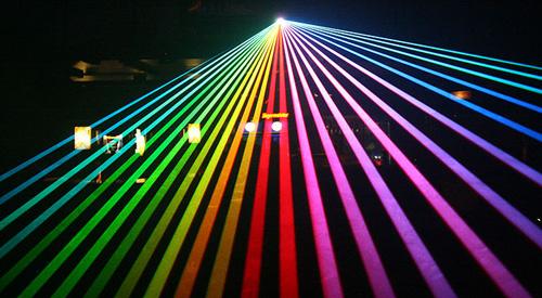 Laser Show Lights