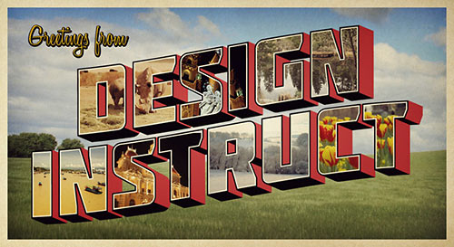 35 Beautiful Retro And Vintage Photoshop Tutorials