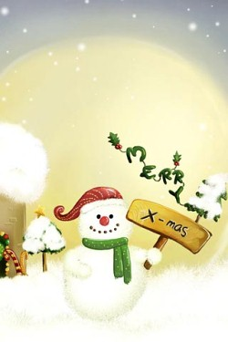 29 Christmas iPhone wallpapers to cheer you up