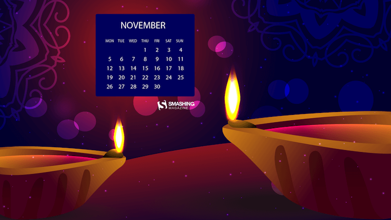 Colorful Inspiration For Gray Days November 2018 Wallpapers