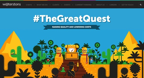 The Great Quest: Raising quality and lowering costs