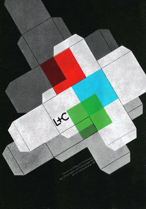 Swiss Graphic Design - Swiss New Graphic Design