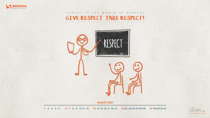 The Month Of Respect