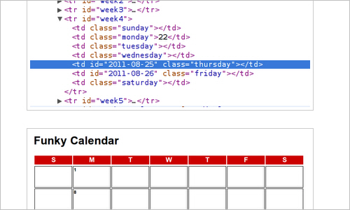 A Simple Node.js + CouchDB Calendar