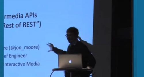 Jon Moore - Hypermedia APIs