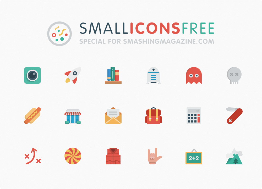 Introducing The Smallicons