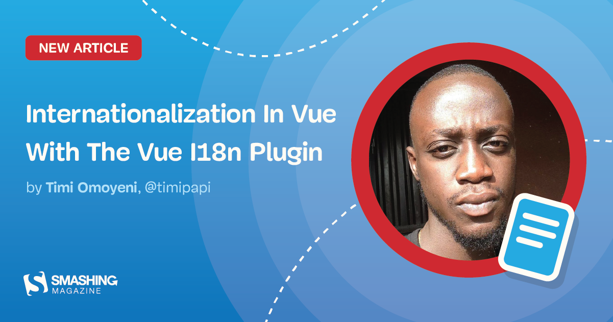 Internationalization In Vue With The Vue I18n Plugin