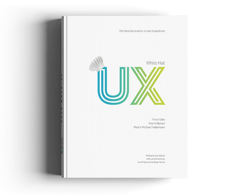 White Hat UX Hardcover