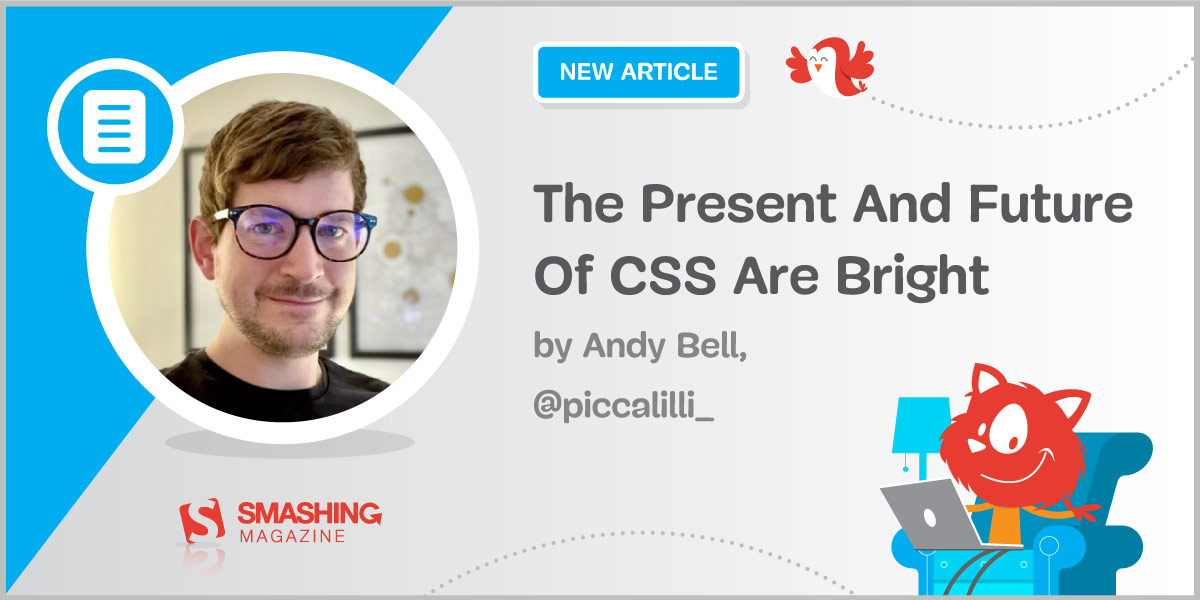 Things You Can Do With CSS Today — Smashing Magazine