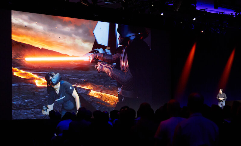 WWDC VR Demo