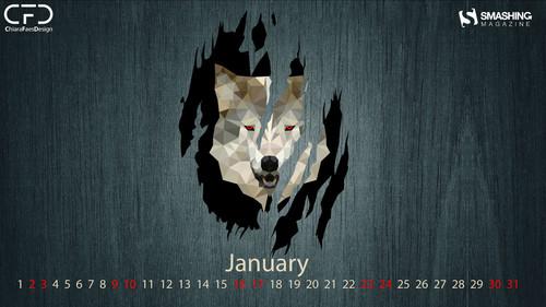 Wolf-Month