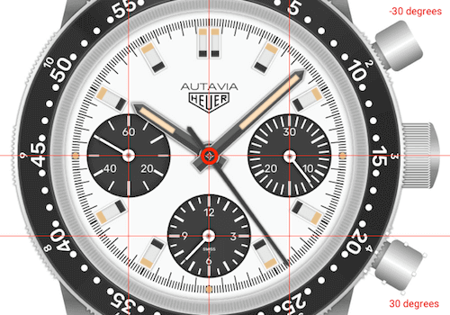 Designing A Realistic Chronograph Watch In Sketch