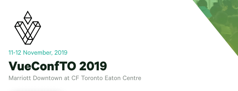 VueConf Toronto 2019