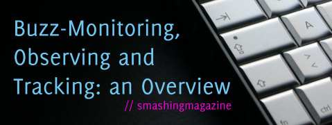 Buzz-Monitoring @ Smashing Magazine