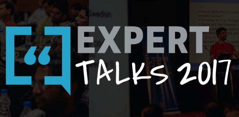 Expert Talks 2018