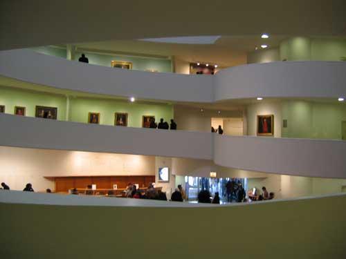guggenheim-interior