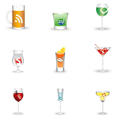 Cheers Icon Set