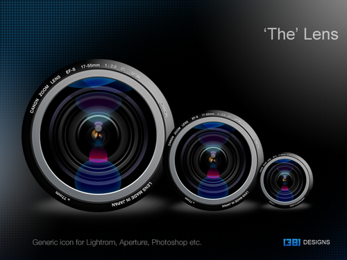 Free Icon Sets - 'The' Lens