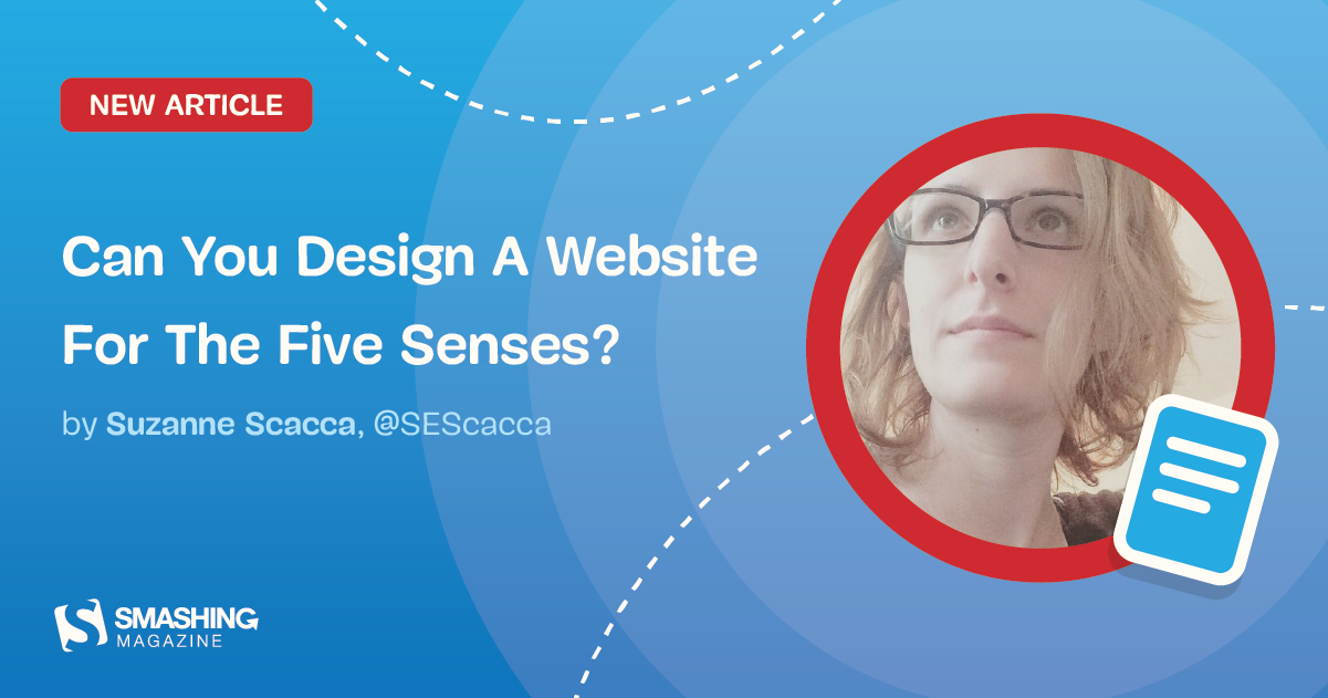 Can You Design A Website For The Five Senses?