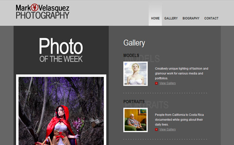35 Beautiful Photography Websites Smashing Magazine