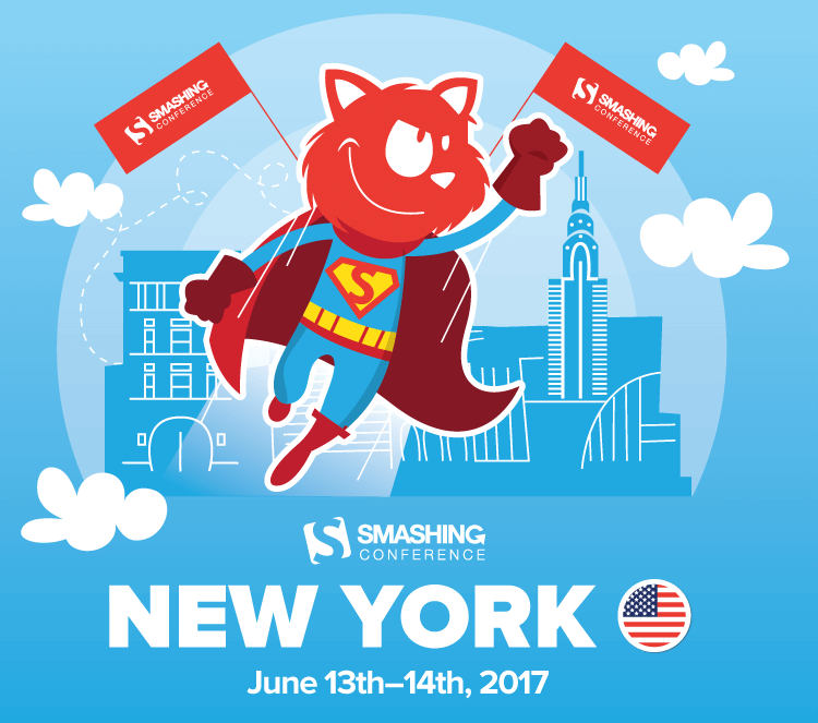 Smashing Conference New York 2017