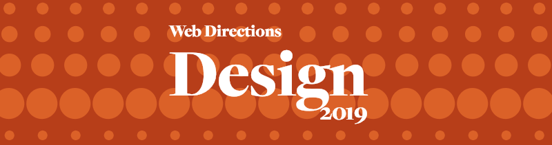 Web Directions Design 2019