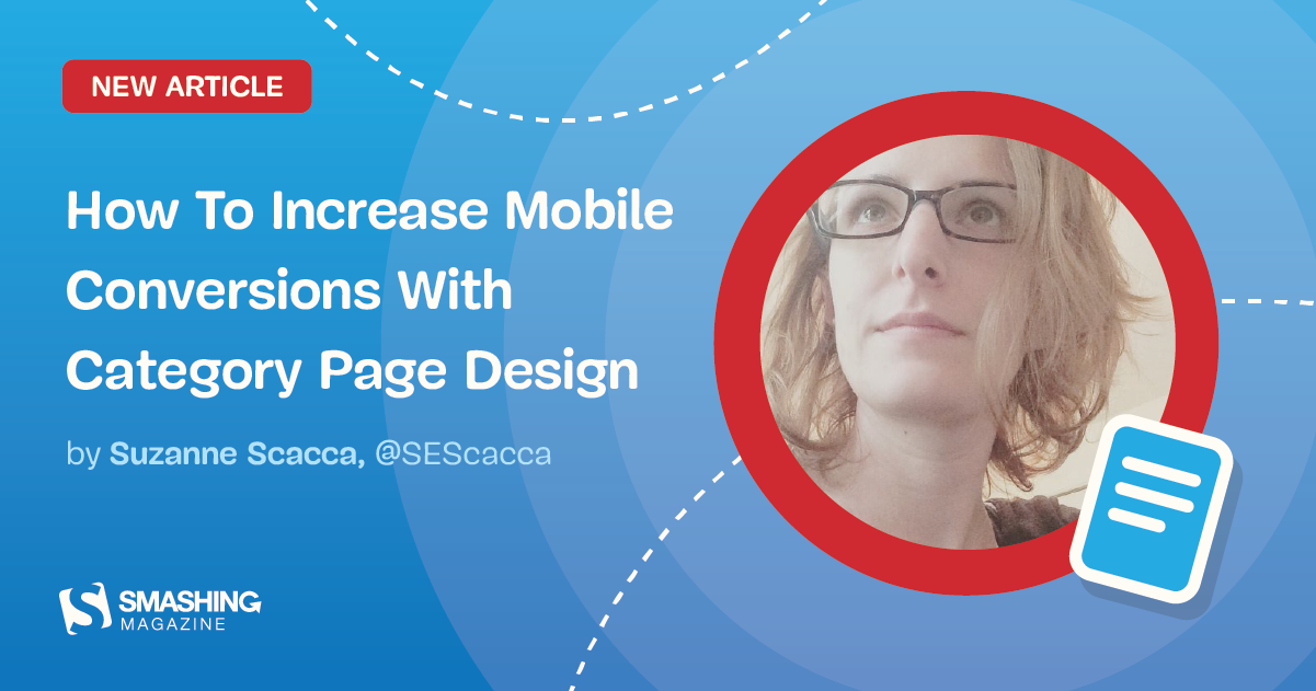 How To Increase Mobile Conversions With Category Page Design