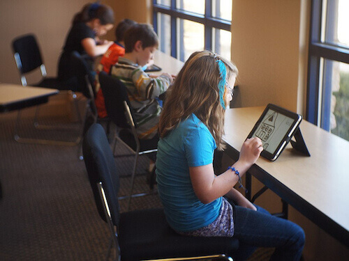 Growing up using an iPad doesn't make a child capable of using and understanding computers or the Internet